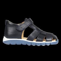Sandale mit Klettverschluss