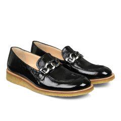 Loafer mit Kette
