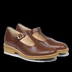 Schuh mit Schnalle