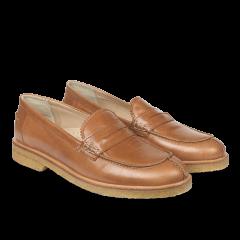 Klassischer Loafer mit weicher Hinterkappe