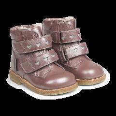 Lauflernschuh TEX-Stiefel mit Klettverschluss und