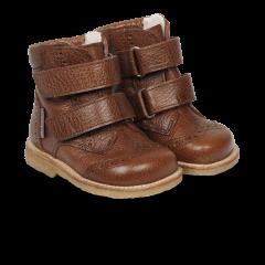 Lauflernschuh TEX-Stiefel mit Klettverschluss