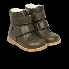 TEX-Stiefel mit verstellbaren Klettverschlüssen