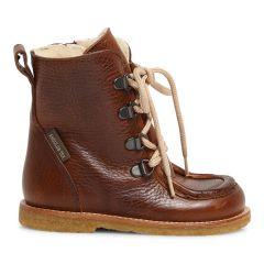 TEX-Stiefel mit Reißverschluss und Schnürung