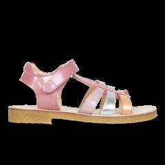 T-Bar-Sandale mit Klettverschluss