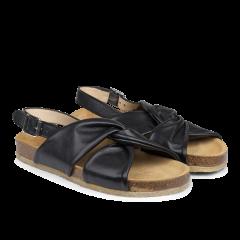 Sandale mit weichem Fußbett