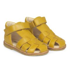 Lauflern-Sandale mit Klettverschluss