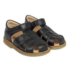 Sandale mit verstellbarem Klettverschluss