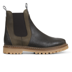Chelsea Boot mit Track-Sohle